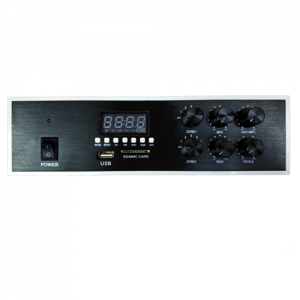 LECO AUDIO small commercial amplifier