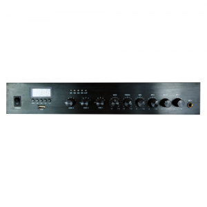 Leco Audio three zone mixing amplifier CMAA