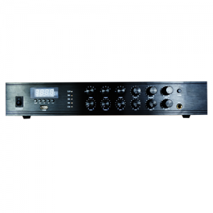 Leco audio three zone commercial amplifier CMAA+