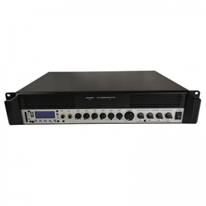 LECO AUDIO MIXING AMPLIFIER CMAE top view