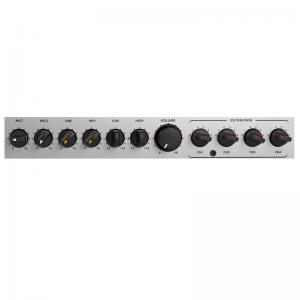 LECO AUDIO MIXING AMPLIFIER CMAE knob view
