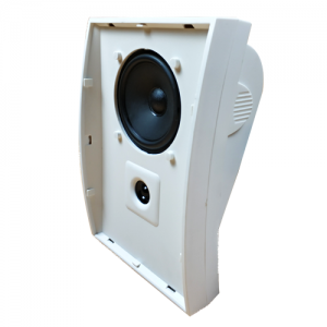 LECO AUDIO ECONOMIC WALL SPEAKERS EWSB SERIES-SIDE VIEW