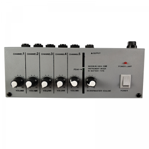 Leco Audio microphone distributor