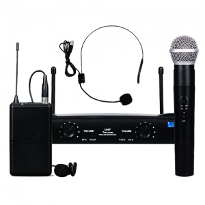 Leco Audio wireless  microphone system WMSA