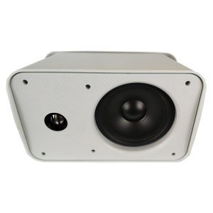 LECO AUDIO outdoor wall speaker OWSF side view